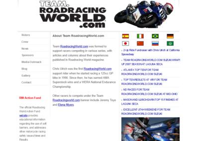 Team Roadracing World