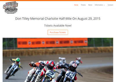 Don Tilley Memorial Charlotte Half-Mile
