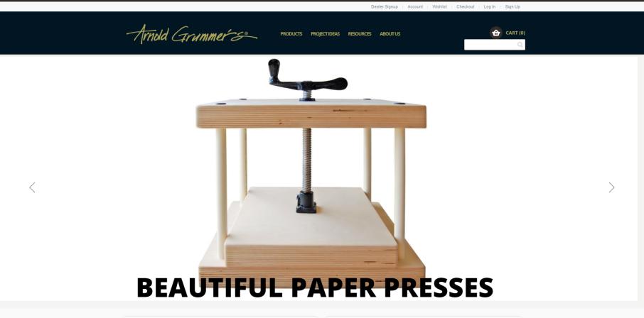 Arnold Grummer's Paper Making
